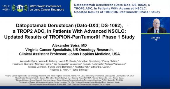 三陰乳腺癌(TNBC)TROP2靶點新藥! datopotamab deruxtecan(DS-1062)療效顯著!