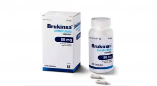 FDA 批准 zanubrutinib 用於治療華氏巨球蛋白血症